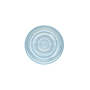 Kastehelmi Plate, Light Blue 170mm