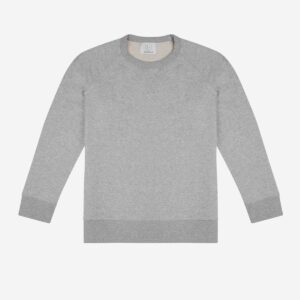 Essential Sweatshirt - Grey Melange