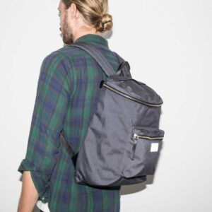 TOBIAS BACKPACK DARK GREY