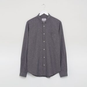 Navy Chambray Harajuka Shirt