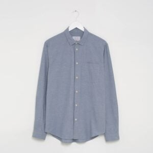Blue Chambray Harajuka Shirt