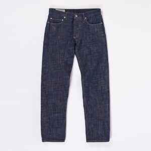 Slim Fit Jean, Indigo Slub Selvedge Denim