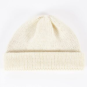 Short Watch Cap, Aran
