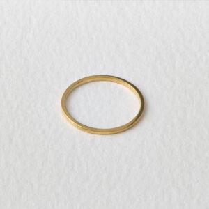 Lightweight Ring. Gold.