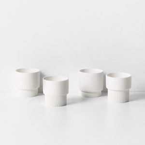 Groove Espresso Cups