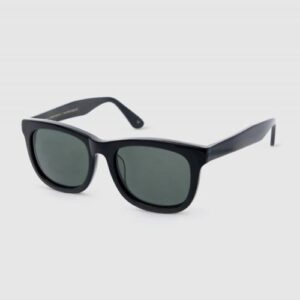 Wolfgang Black Sunglasses