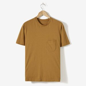 Pocket Tee, Camel