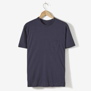Pocket Tee, Navy