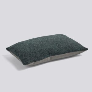 Hay Eclectic Cushion, Green Boucle