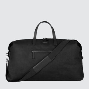 Damien Weekend Bag, Black