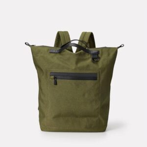 Hoy Travel/Cycle Rucksack in Green