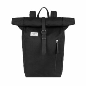 Dante Roll-top  Backpack, Black