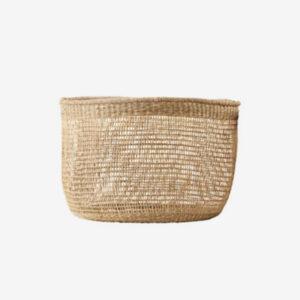 Large Woven Kelp Basket