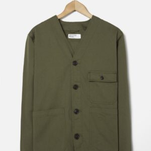 Cabin Jacket Olive Twill