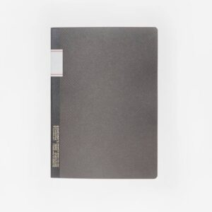 Vintage Notebook Black