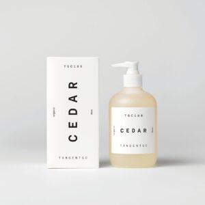 Cedar Organic Soap