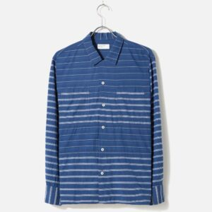Midnight Stripe Panel Shirt