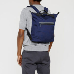 Mini Hoy Travel/Cycle Back Pack in Navy