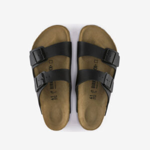 Arizona Birko-Flor Birkenstocks Black