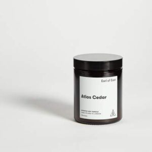 ATLAS CEDAR CANDLE