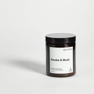 SMOKE AND MUSK CANDLE
