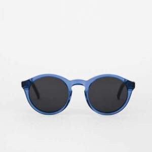 Barstow Sunglasses, Clear Blue