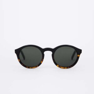 Barstow Sunglasses, Black & Havanna