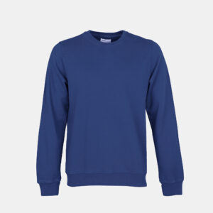 Classic Organic Sweatshirt Royal Blue