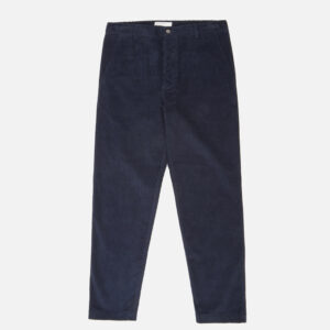 Military Chino In Navy 8 Wale Cord