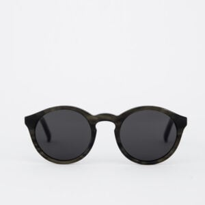 Barstow Sunglasses, Green Denim