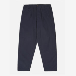 Pleated track pant Japanese Ripstock