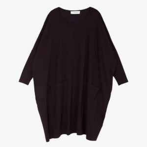 Milo Longsleeve Dress Black