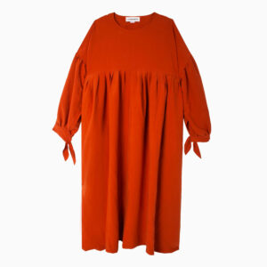 Magnum Dress Terracotta