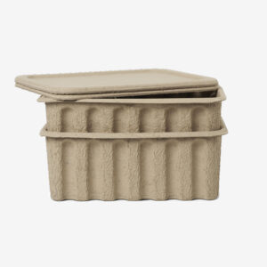 Pulp Storage box, set of 2