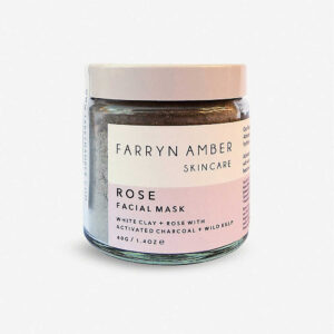 Rose Facial Mask - 40g