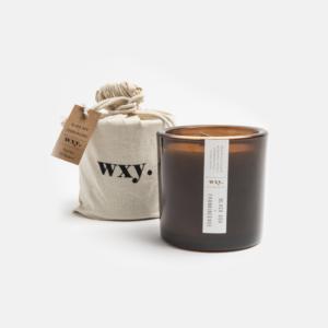 Black Ash & Frankincense Candle