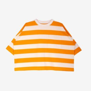 Winston Tee Yellow stripe