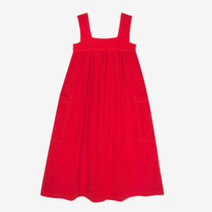 Cameron Dress Red