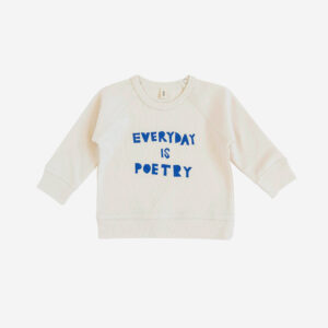 Everyday is poetry jersey