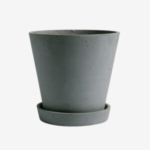 Flower Pot, Moss Green, XLarge