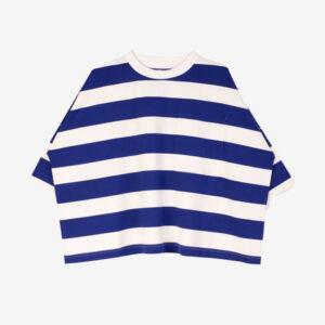 Winston Tee Blue stripe