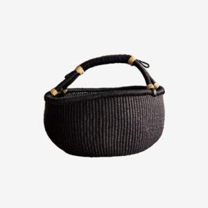 Bolga Basket Black