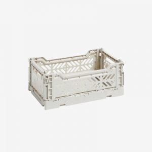 Hay, Storage Crate Small, light grey