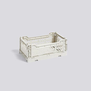 Storage Crate Small, light grey
