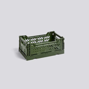 Storage Crate Small, khaki