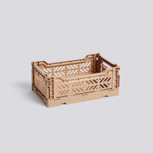 Hay, Storage Crate Small, nougat
