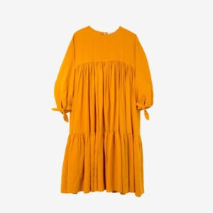 Kendrick dress sunflower