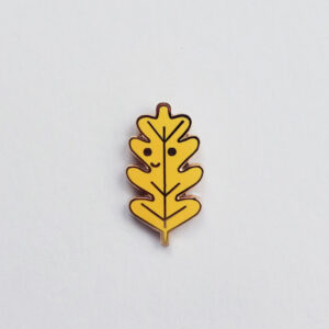 Scout Editions, oak leaf pin