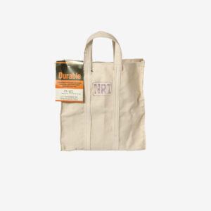 Labour Tote Bag off white