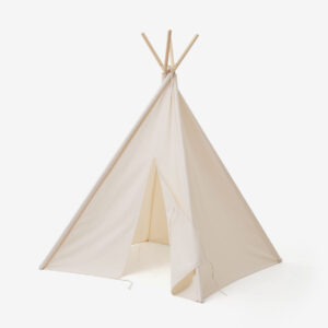 Tipi tent off white